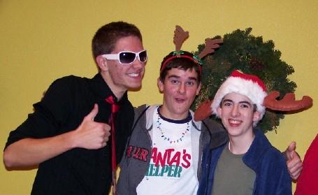 Jordan, Micah, and David