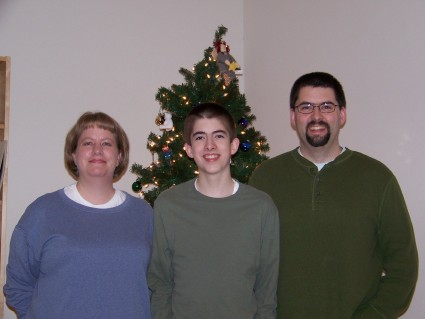 Webb Family Christmas 2006