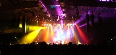 Concert Wide Shot